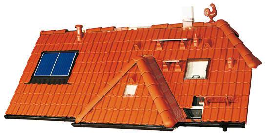 Bramac цялостна система и материали за изграждане на покрив